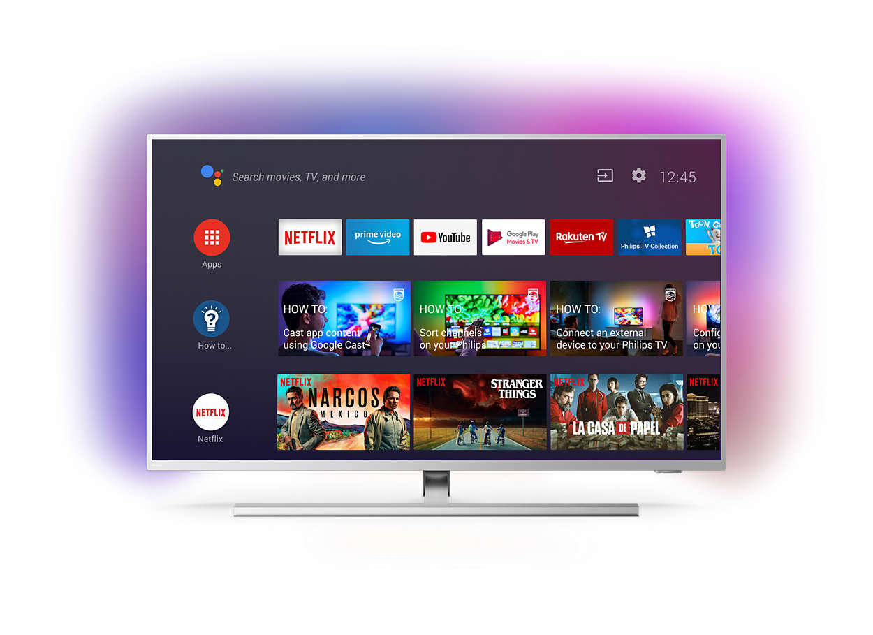4K UHD TV Philips